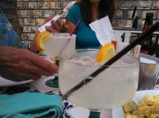 The Sweet Spot: Traditional Margaritas