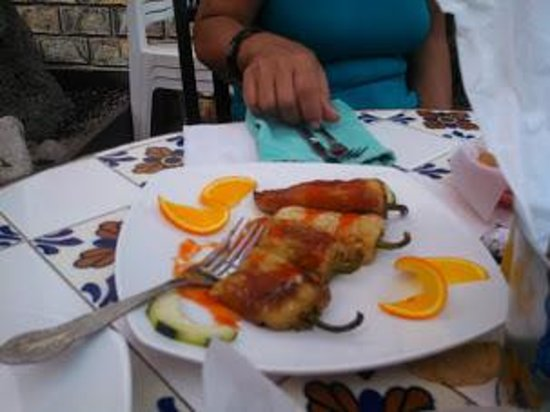 The Sweet Spot: Relleno appetizers