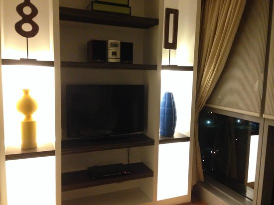 Discovery Suites Manila, Philippines: Room