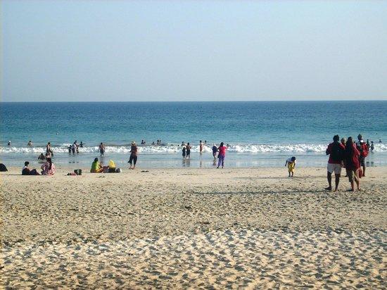 Radhanagar Beach: The beach