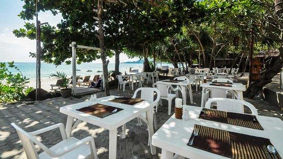 Chaweng Buri Resort : King Prawn restaurant