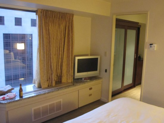 Renaissance Seattle Hotel: Bedroom
