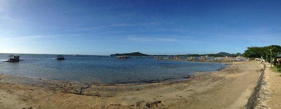 Matabungkay Beach Resort & Hotel: the beach