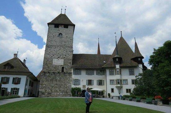 Seegarten Hotel Marina: spiez castle