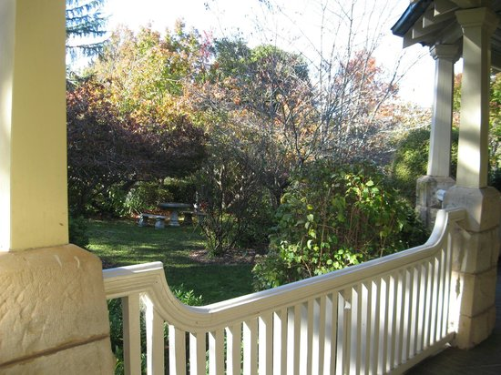 Broomelea Bed & Breakfast : Garden