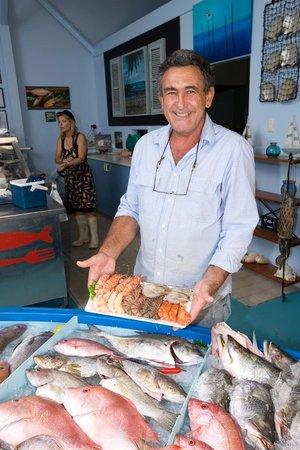 Darwin Fish Market : Pick your own