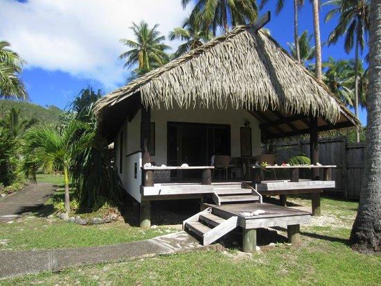 Tamanu Beach: Villa 210