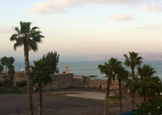 Hotel Aviv : Vista dal' Aviv
