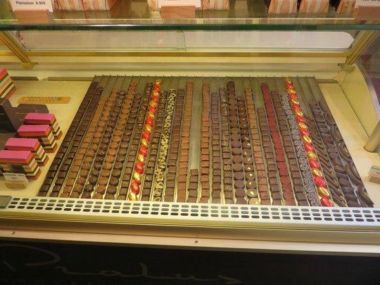 Rue Cler : Chocolat
