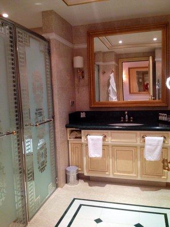 Oguzkent Hotel: Bathroom superior room