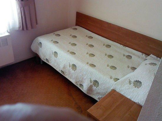Maxima Slavia: Кровать, прикроватная тумбочка