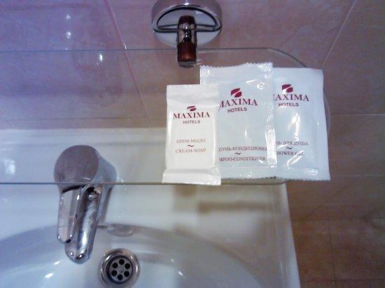 Maxima Slavia: набор для душа