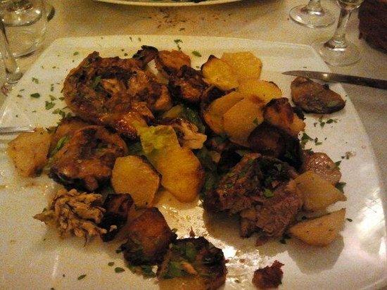 Taverna Pisano : Abbacchio
