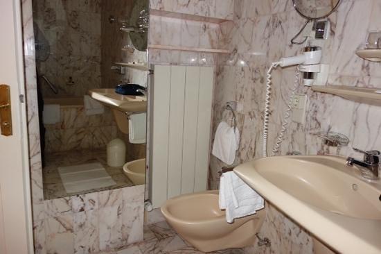 Hotel Eisenhut: bidet