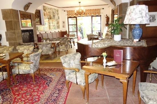 Hotel Eisenhut : relax area