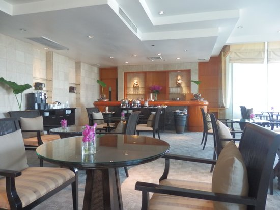 Hilton Hua Hin Resort & Spa : Executive Lounge