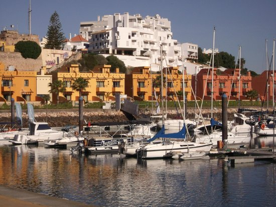 Hotel Oriental: Marina