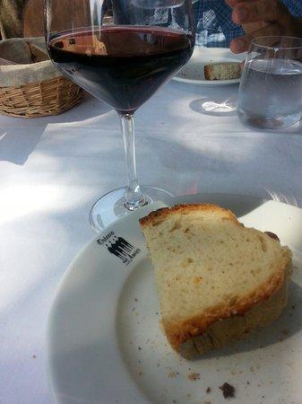 Osteria degli Amici: Baked to perfection!