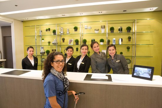 The Bayleaf: Front Desk Staff