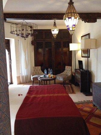 Palais Khum: Chambre grand vizir