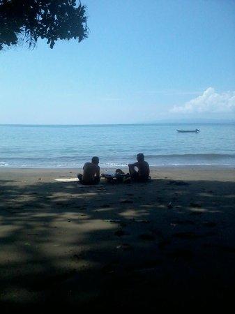 Ka'Kau Jungle Cabinas: beach