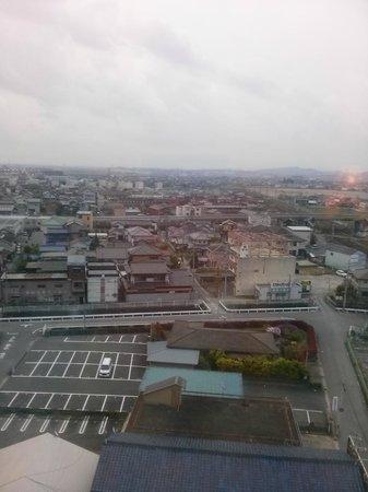 Hotel Au Matsusaka: 部屋からの景色