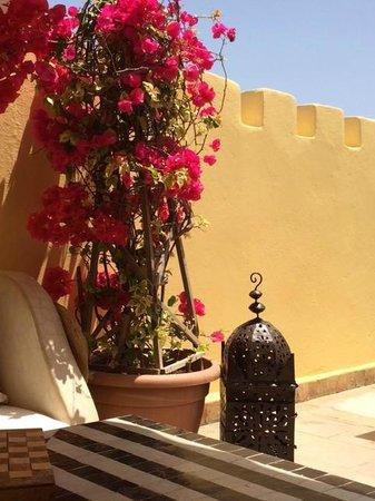 Riad Cocoon: Terrasse sur le toit