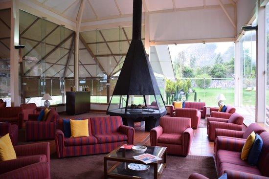 Casa Andina Premium Valle Sagrado Hotel & Villas: Lounge area