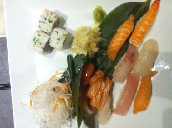 Caparena Sushi & Wine: Super...