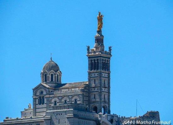 Basilique Notre-Dame de la Garde : Basilique Notre Dame de la Garde
