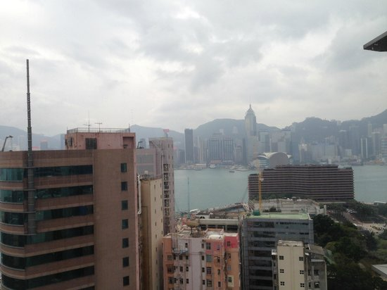 Hotel Panorama by Rhombus: View from level 10