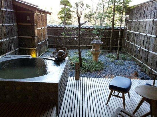 Hidatei Hanaougi: Private onset room