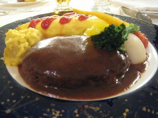 Hotel Marroad Hakone: ホテルマロウド箱根幼児用夕食