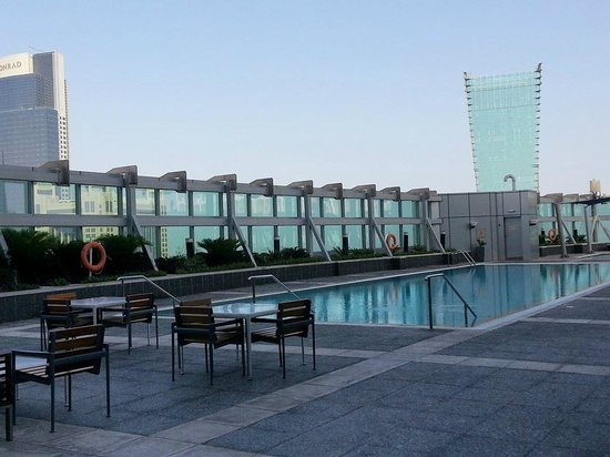 Jumeirah Living World Trade Centre Residence: Pool