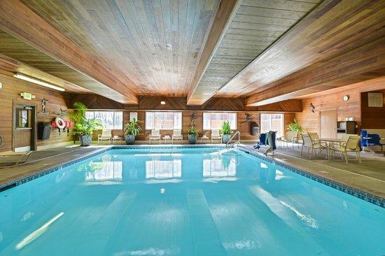 Best Western Plus Meridian: Indoor Pool & Spa