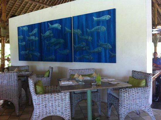 Sardine: Funky wall paintings