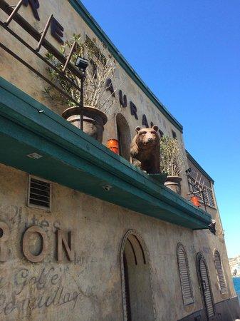 Restaurant Peron: entrée