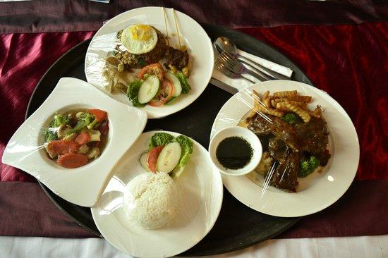 favehotel Cenang Beach - Langkawi : foods..delicious