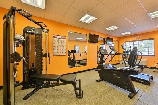 Best Western Plus Meridian: Fitness Center