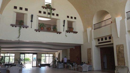 Vincci Resort Djerba: Hall d entrée