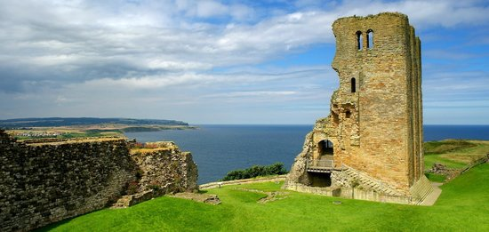 Scarborough Castle: The Keep