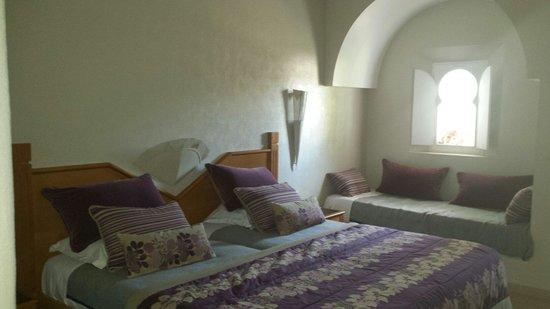 Vincci Resort Djerba : Chambre spacieuse