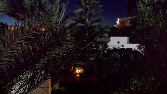 Vincci Resort Djerba: Jardins de nuit