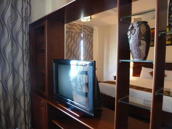 Hoi An Glory Hotel & Spa: sala de estar