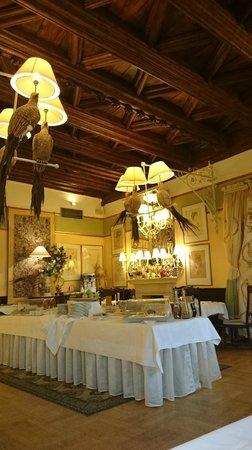 Hotel Wentzl: Restaurante