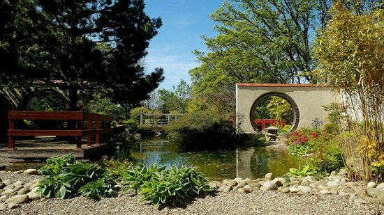 Parque Peasholm: The Japanese Garden