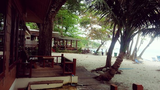 Samed Cabana Resort: Room type: Beach front