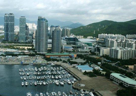 Park Hyatt Busan: вид