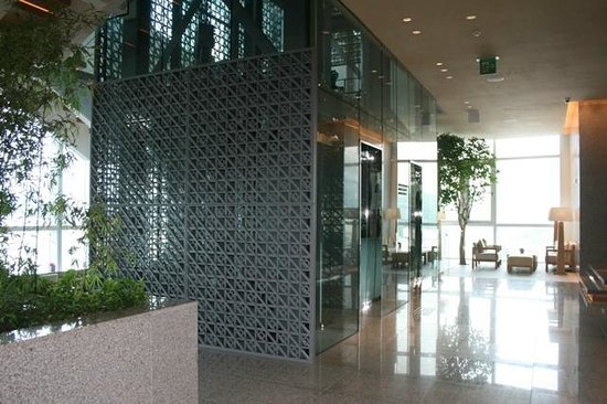 Park Hyatt Busan: холл