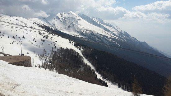 Monte Baldo: Awesome views